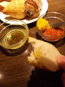 ブラッセリーバルバラに行ってきました♪ - 東京パン