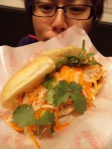ベトナムサンドイッチ『バインミー』を食べてきました♪ - 東京パン