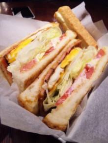 噂の『佐世保サンド』を食べました♪ - 東京パン