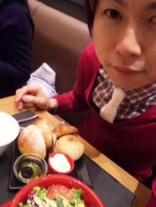 有名なパン屋さんのカフェです♪ - 東京パン