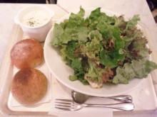 トス サラダ@表参道に行ってきました♪ - 東京パン