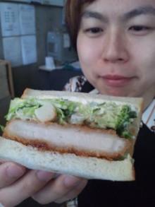 ルビアンのサンドイッチ♪ - 東京パン