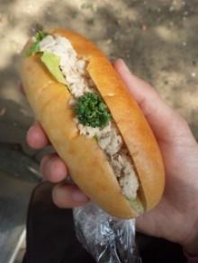 花見パン♪ - 東京パン