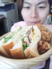マンハッタンデリのサンドイッチ - 東京パン