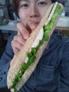 ポールのサンドイッチw - 東京パン