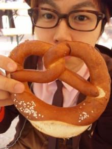 ドイツ気分でお昼ごパン♪ - 東京パン
