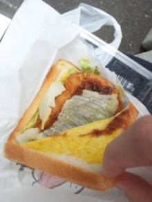 噂の『下北サンド』を食べてきました♪ - 東京パン