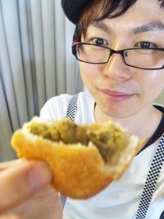 差し入れカレーパン♪ - 東京パン