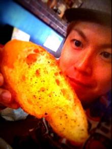 LA VERDE@新宿のガーリックトースト♪ - 東京パン