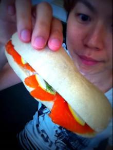 限定PAULのサンドイッチ♪ - 東京パン