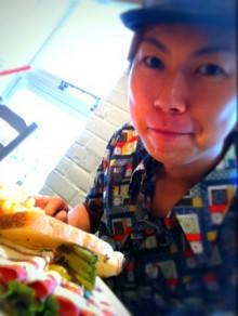 ハワイアンサンドイッチ♪ - 東京パン