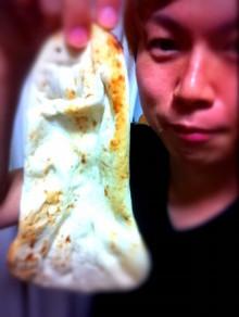 グリーンカレーとナン♪ - 東京パン