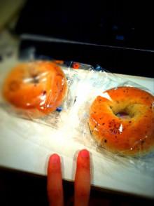 今日はベーグルです。 - 東京パン