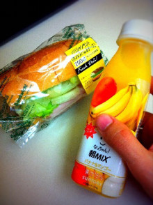 朝ごパンもなかなかいいぞ♪ - 東京パン